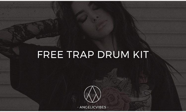 Artwork For Free Trap Drum Kit Blog Post