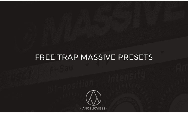 Artwork For Free Trap Massive Presets Blog Post