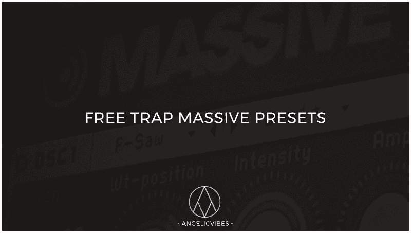 Artwork For Free Trap Massive Presets Blog Post