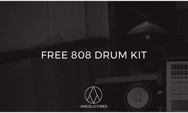Artwork For Free 808 Drum Kit Blog Post