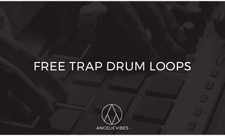 Artwork For Free Trap Drum Loops Blog Post