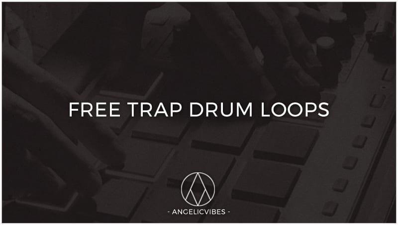 Artwork For Free Trap Drum Loops Blog Post