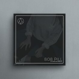 Artwork For 808 Pill - Tuned 808 Sample Pack