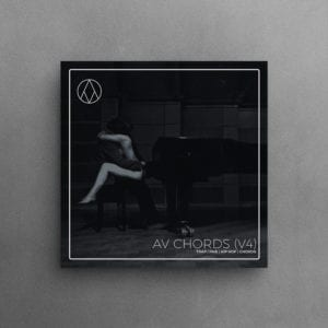 Artwork For AV Chords (v4) - Chord Progressions Sample Pack