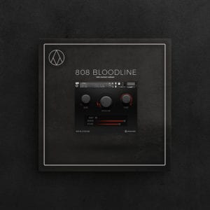 Artwork For 808 Kontakt Library - Bloodline