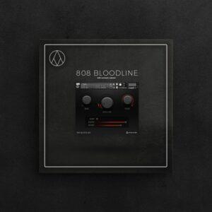 Artwork For 808 Kontakt Library - Bloodline