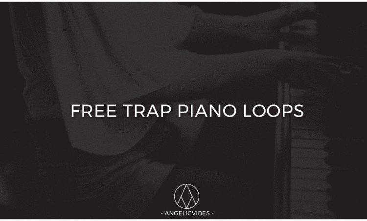 Artwork For Free Trap Piano Loops Blog Post