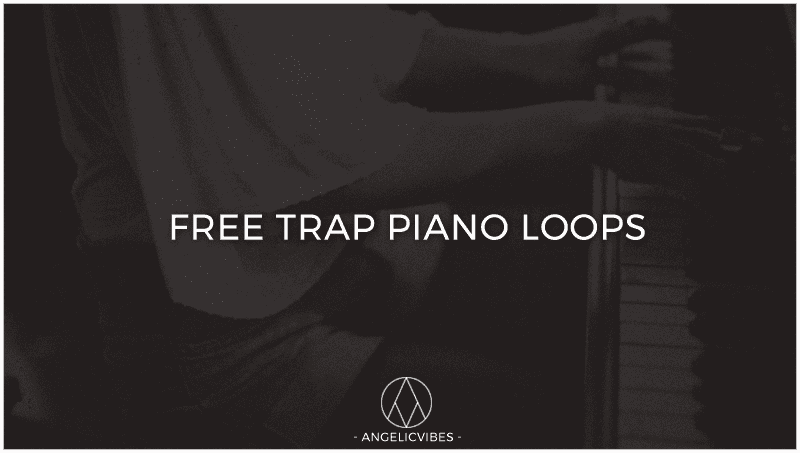 Artwork For Free Trap Piano Loops Blog Post