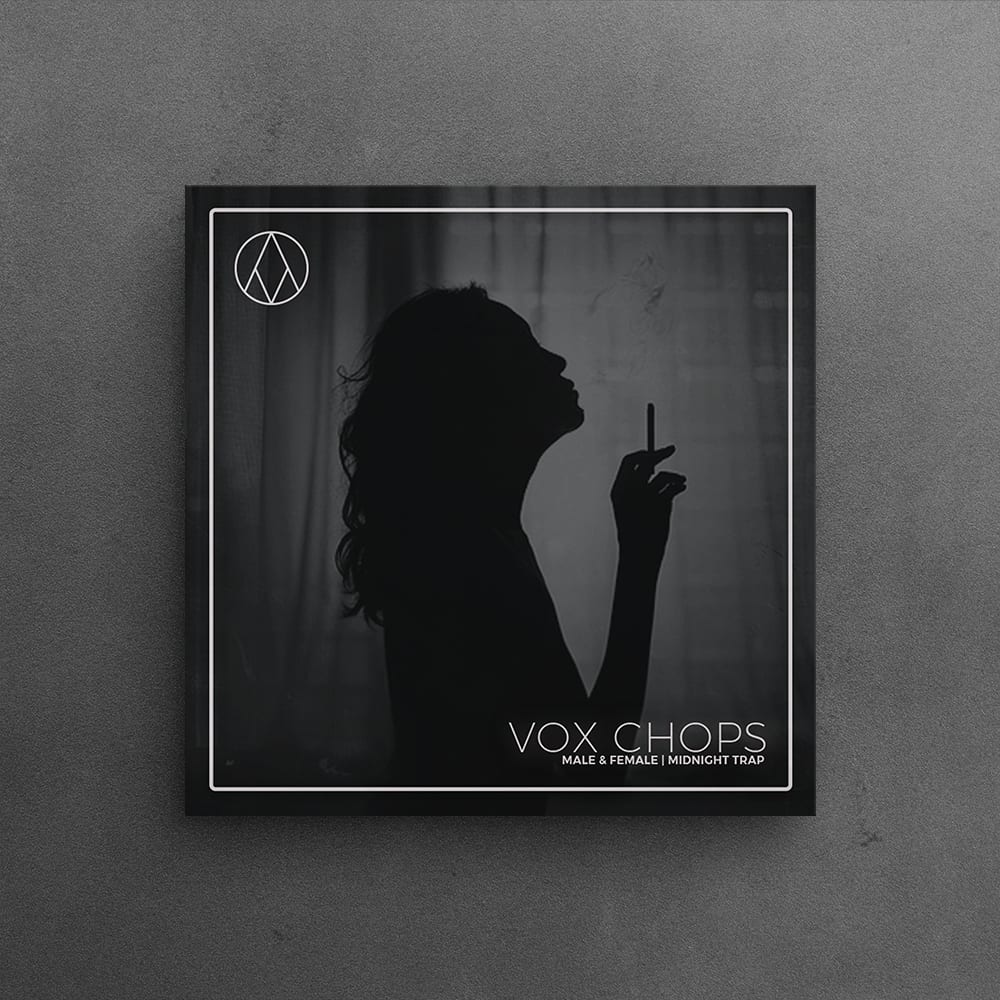Artwork For Vox Chops - AngelicVibes Vocal Chops
