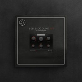 Artwork For 808 Bloodline VST | 808 VST Plugin