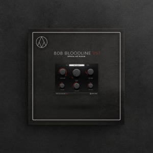 Artwork For 808 Bloodline VST