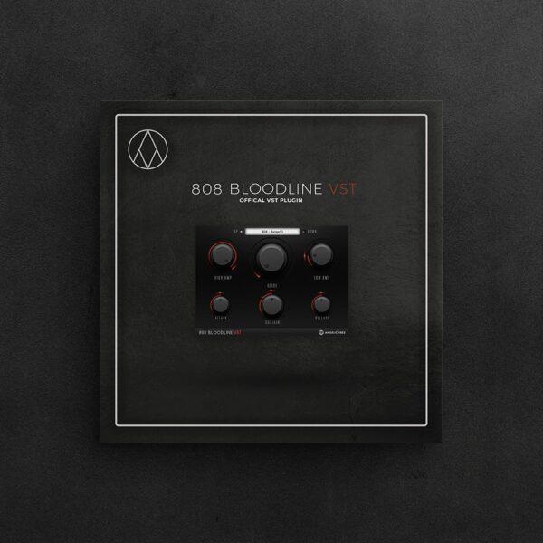 Artwork For 808 Bloodline VST | 808 VST Plugin