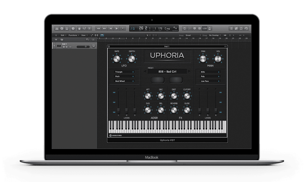 Uphoria_VST_Mac
