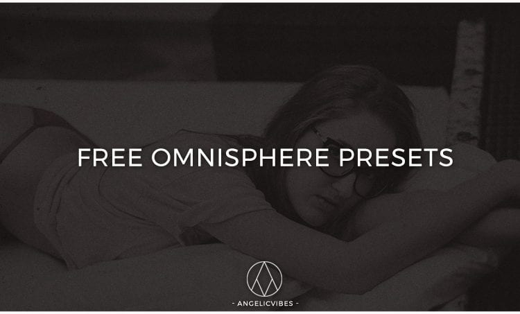 Artwork Of Girl For Free Trap Omnisphere Presets Blog Post