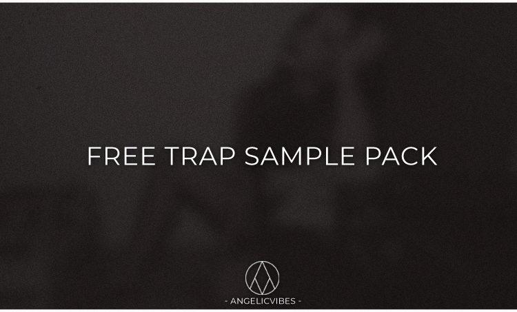Artwork For Free Trap Sample Pack Post