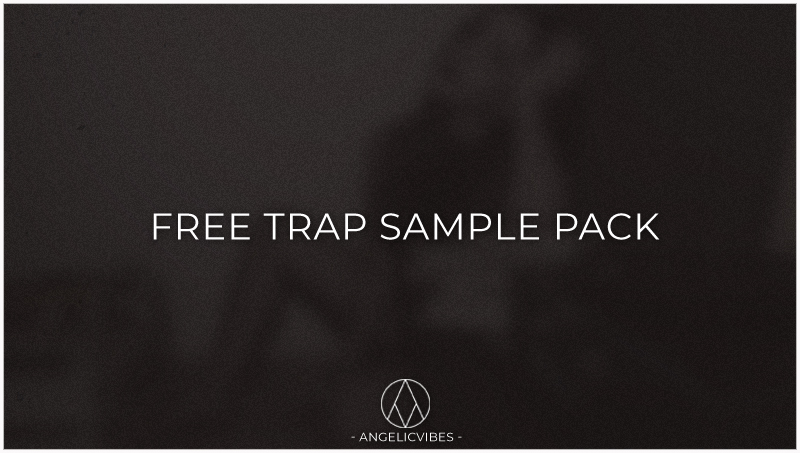 Artwork For Free Trap Sample Pack Post