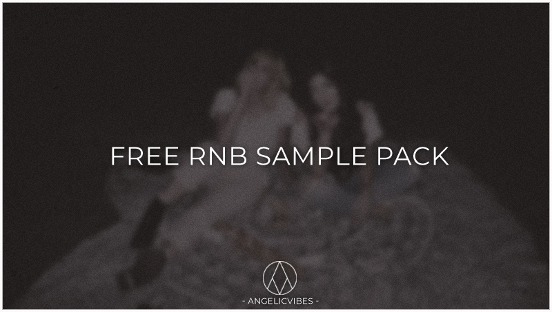 Two Girls Artwork For Free Rnb Sample Pack