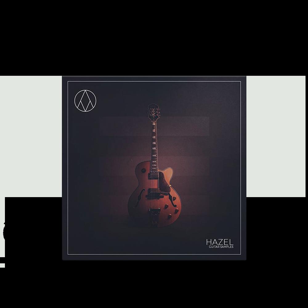 Artwork For Hazel Live Recorded Guitar Samples