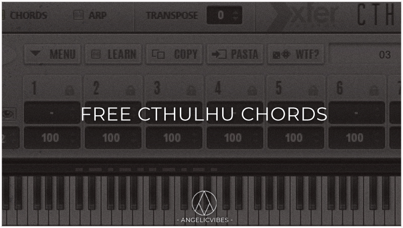 Artwork For Free Cthulhu Chords Post