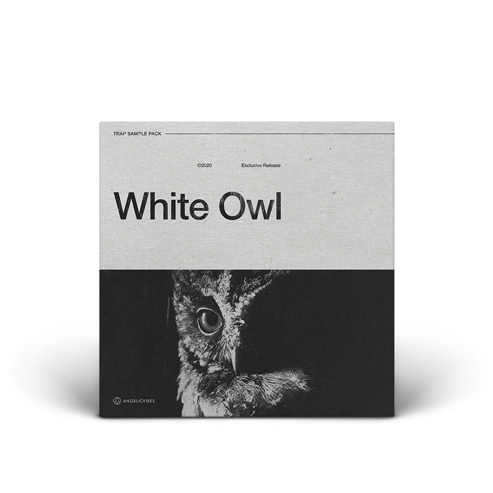 Artwork For White Owl Drum Kit