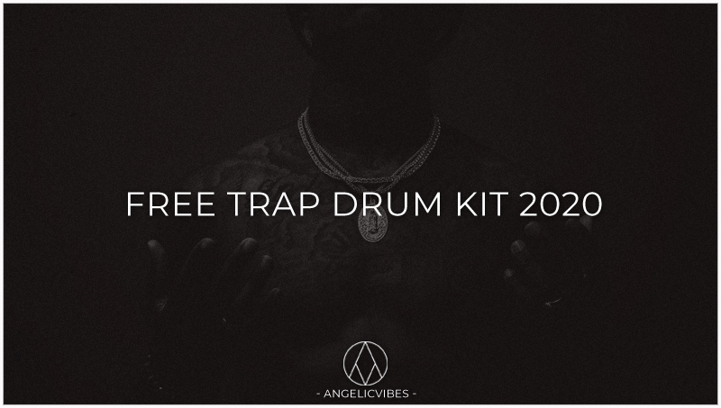 Artwork For Free Trap Drum Kit 2020 Post
