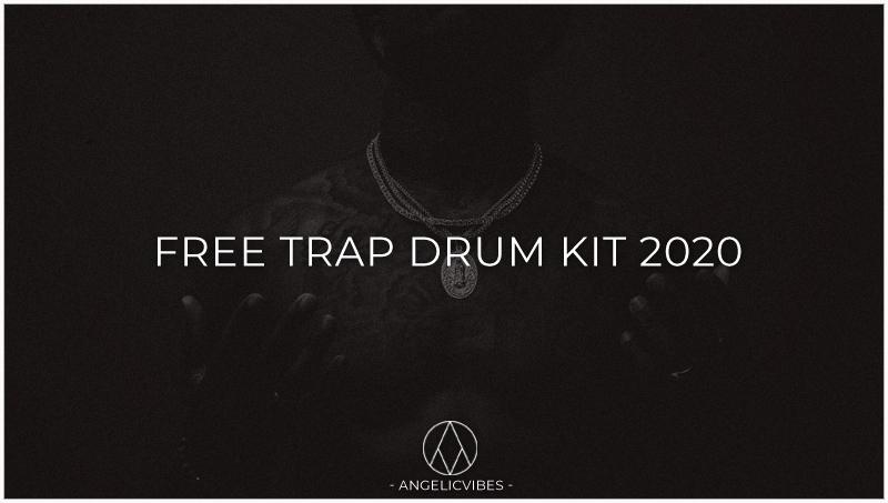 Artwork For Free Trap Drum Kit 2020 Post