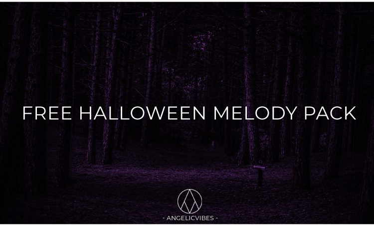 Artwork For Free Halloween Melody Pack Post