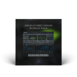 Artwork For AngelicVibes Serum Presets Bundle